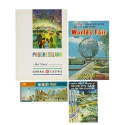 Set of World's Fair Memorabilia.