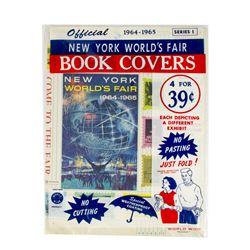 New York World's Fair Book Covers.
