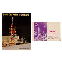 Pepsi-Cola World's Fair Magazine.