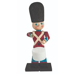"""It's a Small World"" Original Toy Soldier Doll Prop."