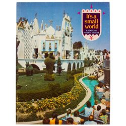 """It's a Small World"" Pictorial Souvenir Guidebook."