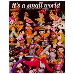 """It's a Small World"" Pictorial Souvenir."