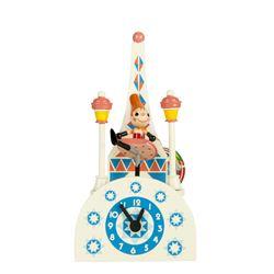 """It's a Small World"" Souvenir Clock."