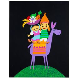 """It's a Small World"" Painting by Rolly Crump."