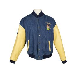 """It's a Small World"" Imagineer Project Jacket."
