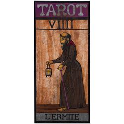 """Tarot Card"" Gypsy Wagon Sign."