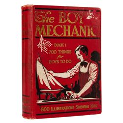 """The Boy Mechanic"" Pepper's Ghost Book."