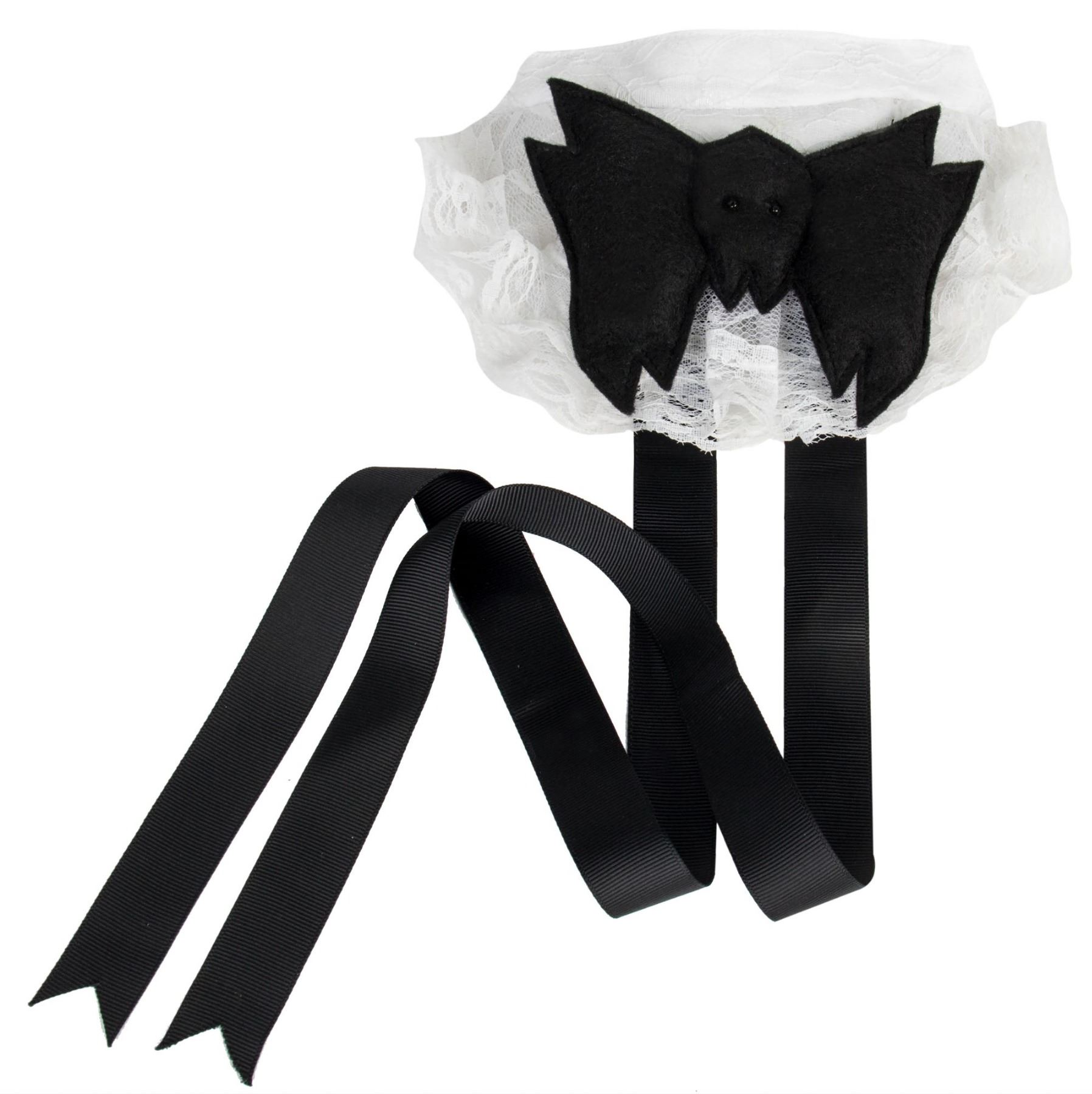 """Haunted Mansion 5/"""" hair bow with matching headband"""