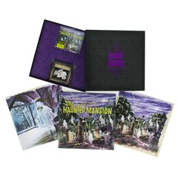 """Haunted Mansion"" 40th Anniversary Boxed Set."