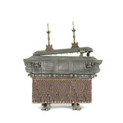 """""""Haunted Mansion"""" Coffin Miniature Replica."""
