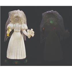Mansion Bride Lighted Figure.