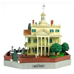"""Haunted Mansion"" Big Fig."