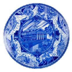 """Haunted Mansion"" Limited Edition Plate."