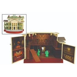 Haunted Mansion  Replica Play-Set.