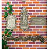 "Image 3 : ""Haunted Mansion"" Pet Cemetery Pin Set."