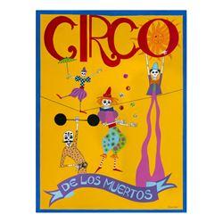 """""""Circo"""" Original Painting."""