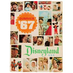 Summer '67 Disneyland Guidebook.