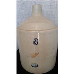 RW 3 gal jug, near mint