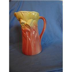 "Myott porcelain 8"" pitcher, mint; Royal Copely pitcher, 8"""