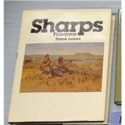 Sellers, Frank, SHARPS FIREARMS, 1978, 1st, author signed