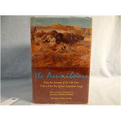 Long, James Larpenteur, THE ASSINIBOINES, 1st, 1961, near fine