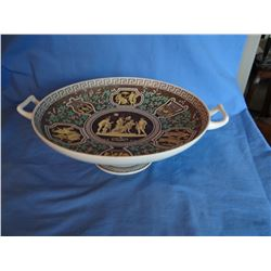 """Spode Copeland footed fruit bowl, 11"""""""
