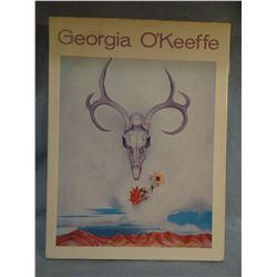 O'Keeffe, Georgia, GEORGIA O'KEEFFE, 1976, 1st, very large, near fine, 2 tears in dj