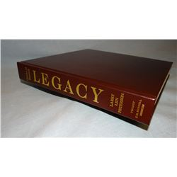 Peterson, Larry Len, Charles M. Russell Legacy, fine with slip cover, Legacy tells the amazing story