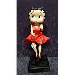 "Betty Boop doll, 10"" h"