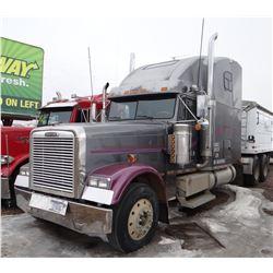 1997 Freightliner semi tractor