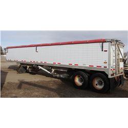 2006 Timpte grain trailer, 40' aluminum