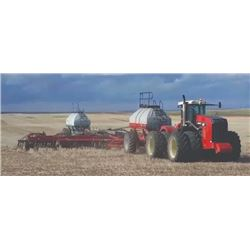 2010 Versatile 535 tractor, 4WD, 3136 hrs, 535 hp.