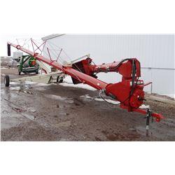 "2014 Farm King 1370 swing-away auger, 13"" x 70', 1000 pto"