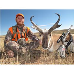2019 Colorado Statewide Pronghorn License
