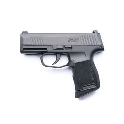 Sig Sauer Optics & Pistol Package