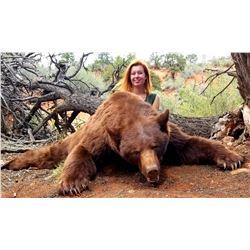 2019 Utah San Juan Black Bear Conservation Permit, Multi-season