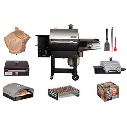 The Ultimate Camp Chef Pellet Smoker Package