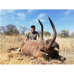 5-Day Plains Game Safari for Four (4) Hunters