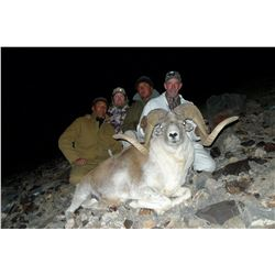 Kyrgyzstan Marco Polo Hunt for (1) one Hunter