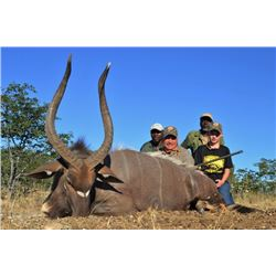 5-Day 1x1 Guided Plains Game Rifle Hunt in South Africa for Two (2) Hunters