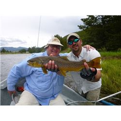 Big Sky Montana - 6- Nights for up to Six (6) People & 3-Days Guided Fly Fishing for Two (2) People