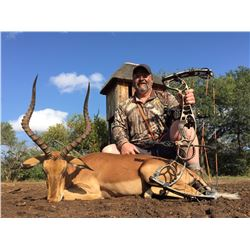 10-Day ARCHERY ONLY Plains Game Hunt for Two (2) Hunters and Two (2) Observers