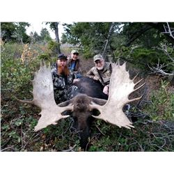 2019 Utah Statewide Bull Moose Conservation Permit