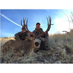 2019 Utah Fillmore, Oak Creek Buck Deer Conservation Permit, Hunter's Choice