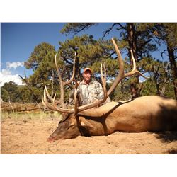 2019 Utah Plateau, Boulder/Kaiparowits Bull Elk Conservation Permit, Multi-season