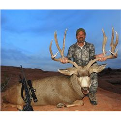 2019 Utah Buck Deer San Juan, Elk Ridge Conservation Permit Hunter's Choice