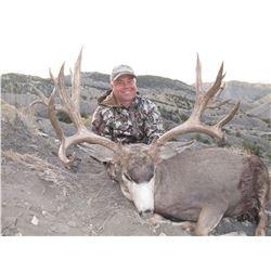 2019 Utah Henry Mtns Buck Deer (Muzzleloader) Conservation Permit