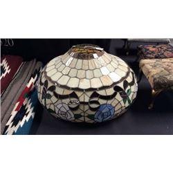 Leaded Glass Lamp Needs Repair
