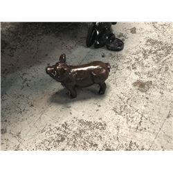 Tiny 7' Pig