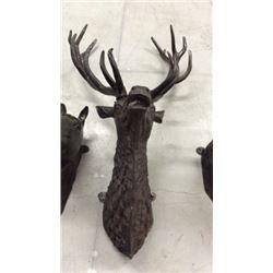 Elk Head Mount